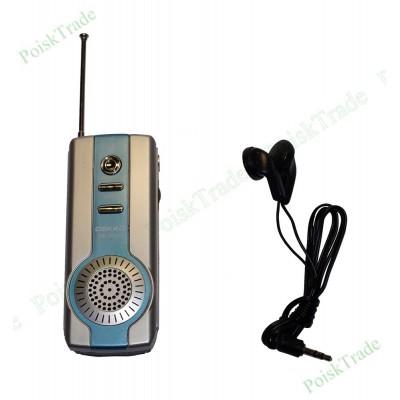 Миниатюрный радиоприемник с антенной в ассортименте