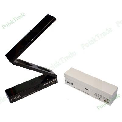 Многофункциональный LED светильник с функцией mp3 плеера c поддержкой USB, SD, TF и радио