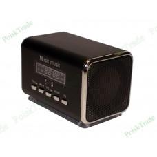 Портативная колонка с функцией радио и mp3 плеера