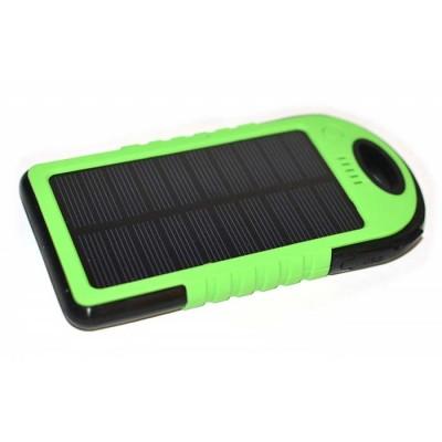 Портативный аккумулятор на солнечной батарее ES500