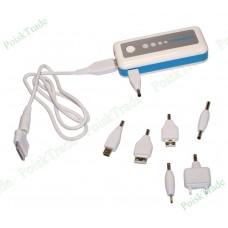 Портативное зарядное устройство емкостью 5600 mAh