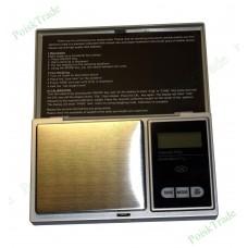 Профессиональные карманные / ювелирные мини весы до 500 грамм
