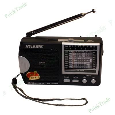 Туристический радиоприемник 101