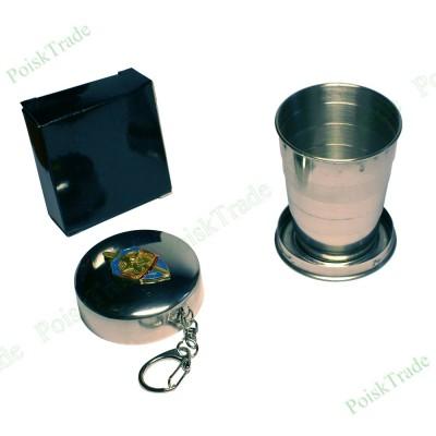 1. Походный раскладной стаканчик 75 мл - КГБ СССР
