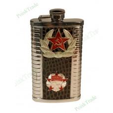 4. Подарочная фляга (170 мл) - Октябрьская революция