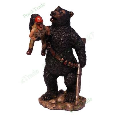 Керамическая статуэтка Антиохота (медведь)