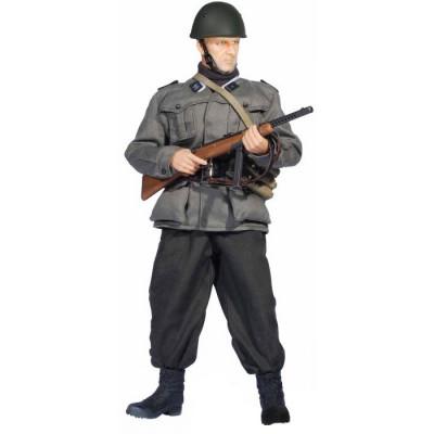 Модель - фигура Sergio Martelli итальянского солдата шарфюрера 29-й Дивизии войск СС, Dragon