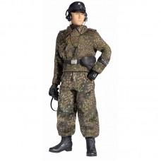Модель - фигура Fritz офицера танковой дивизии СС «Викинг», Dragon