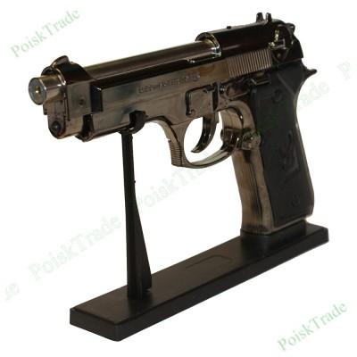 Зажигалка пистолет - Беретта