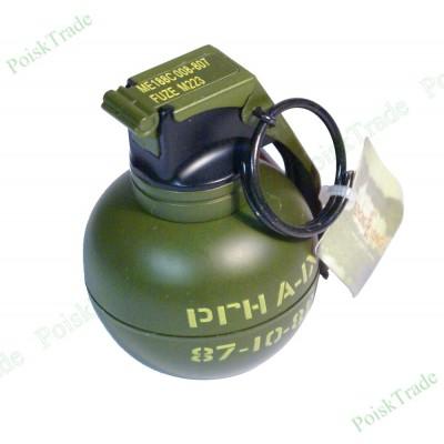 Зажигалка - ручная граната 1