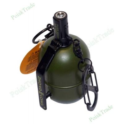 Зажигалка - ручная граната 3