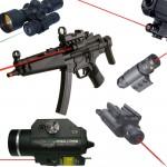 Лазерные целеуказатели (ЛЦУ) и совместимые тактические фонари
