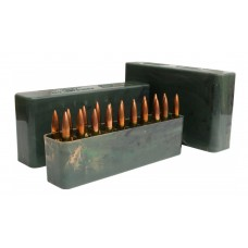 Коробка (кейс, бокс) Slip-Top для хранения и переноски патронов (средняя, камуфлированная) J-20-М-09 Rifle Ammo Boxes J-20 Series