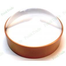 Лупа для чтения 2.5х60 в металлической оправе