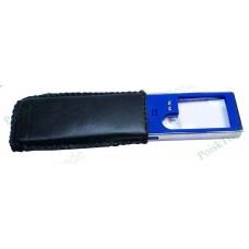 Мобильное прямоугольное увеличительное стекло ЛМСн_3-10x
