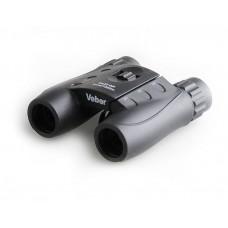 Бинокль Veber WP 10x25, черный