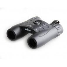 Бинокль Veber БН 8х25 WP черный