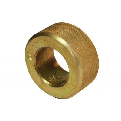 Кольцо прогонное, калибровочное для пластиковых гильз 16 калибра с входным конусом
