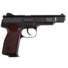 Пневматический пистолет Gletcher APS (АПС, Стечкина) Blowback