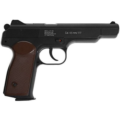 Пневматический пистолет Gletcher APS-P (АПС, Стечкина)