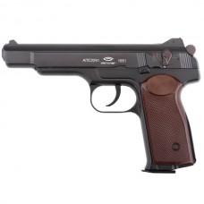 Пистолет Gletcher APS-A (Стечкин АПС) Soft Air, 6 мм