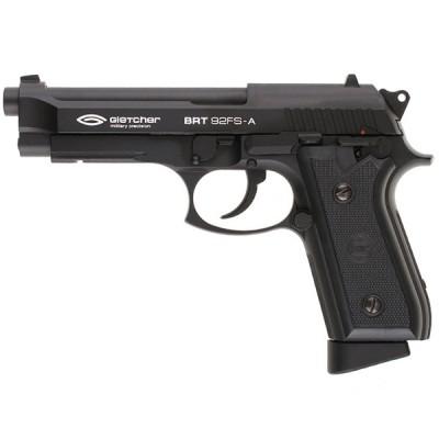 Пистолет Gletcher BRT 92FS-A Soft Air, 6 мм