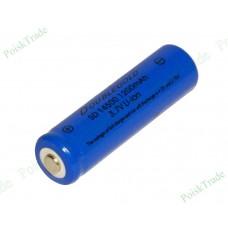Перезаряжаемый литий-ионный аккумулятор KSK Doublegold sd 14500 (3.7В 1200 мАч), AA (пальчиковая батарейка)