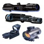 Оптические и коллиматорные прицелы
