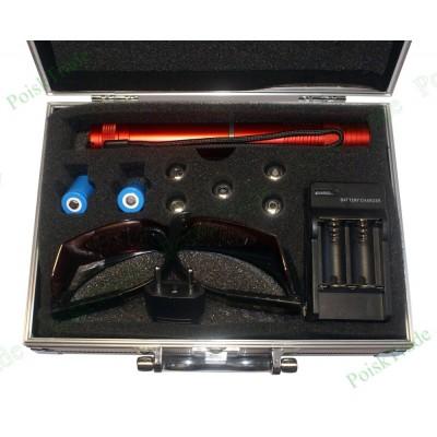 Лазерная указка (синий луч) 3000 мВт