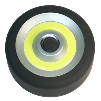 Светодиодный мини фонарь / светильник на батарейках